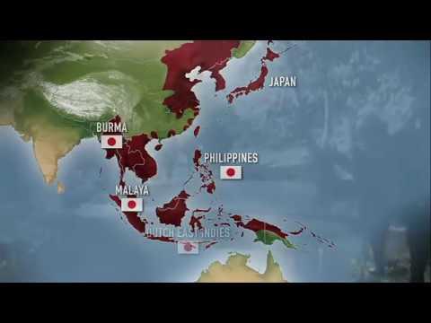 Вторая Мировая в цвете. Островная война. 11 Часть --- Island war