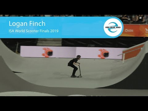 logan Finch - ISA Men's World Scooter Semi Finals 2019
