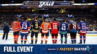 2020 Bridgestone NHL Fastest Skater