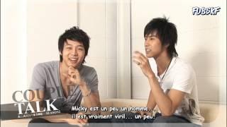 [FDB5KF] AADBSK 2 - Couple Talk - Yunho+Yoochun (vostfr)