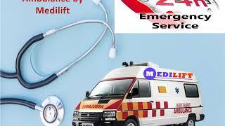 Life-Saving Emergency Ambulance Service in Hajipur by Medilift