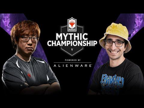 Ken Yukuhiro vs. Gabriel Nassif - Round 2 - Mythic Championship V