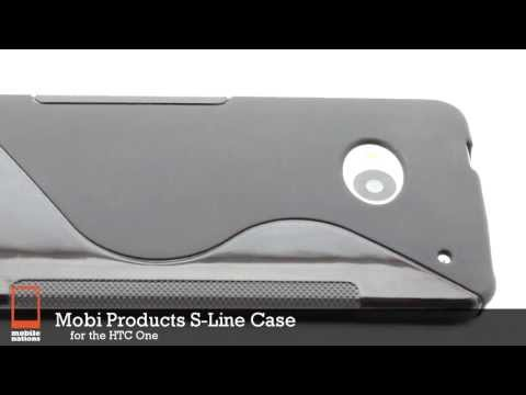 Mobi Products S-Line Case for HTC One