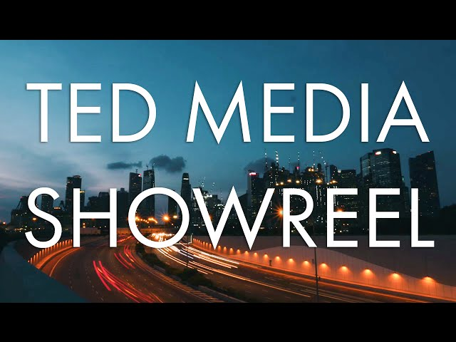 Review of Ted Media Showreel agency
