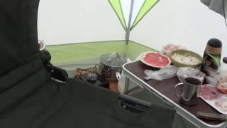 Пол для зимней палатки лотос 3