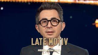 LATE MOTIV - Berto Romero. Cada Vez Más Tierno   #LateMotiv562