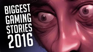 BIGGEST GAMING STORIES OF 2016 (GAMERANX FRIDAY SHOW REWIND)