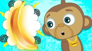 The Golden Banana | Funny Cartoons for Children | The Adventures of Annie and Ben