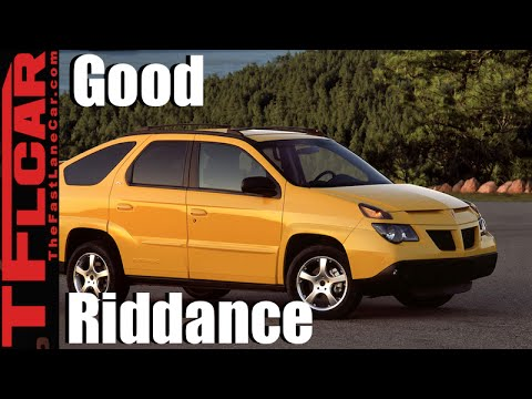 R.I.P Forever: Top 10 Crappy Cars That Should Stay Dead (Part 2 Of 2)