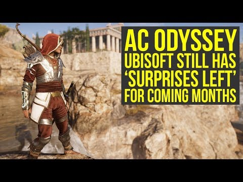Assassin's Creed Odyssey DLC - New Info Shows That The Game Is Far From Death (AC Odyssey DLC)