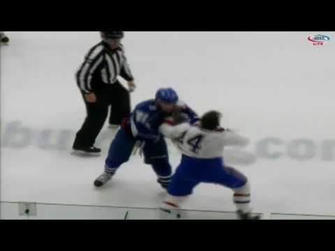 Daniel Audette vs. Tanner Richard