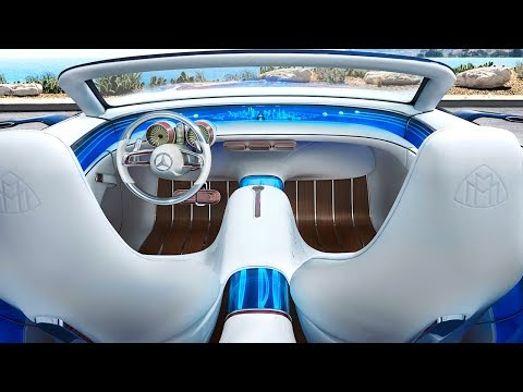 2018 Mercedes Maybach Cabriolet INTERIOR Spectacular Yacht Interior New Maybach INTERIOR Video