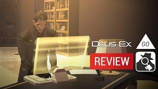 DEUS EX GO | AppSpy Review