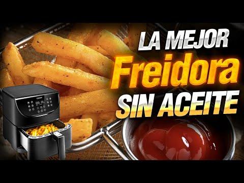 LA MEJOR FREIDORA SIN ACEITE 🥔 PATATAS FRITAS SALUDABLES 2021