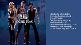 3LW: 09. Leave Wit You (I Think I Wanna) (Lyrics)