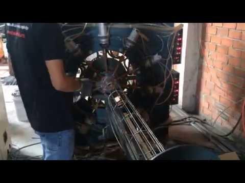 Video Sản xuất khung túi lọc Đạt Tín.