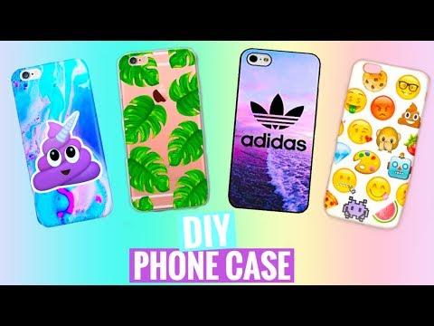 DIY Handyhüllen😜📱I Phone Case Designs selber machen I AnnysBeautySecret