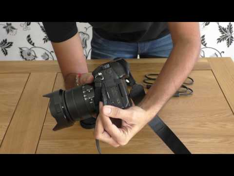 Panasonic Lumix GH5 (Leica 12-60) unboxing 25.Mar.2017