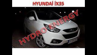 Hyundai İX35 hidrojen yakıt sistem montajı