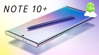 Samsung Galaxy Note 10+ Leak Preview: Specs, Price, Features!