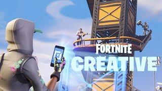 Fortnite Creative -Working Cinema & Arcade Machine!