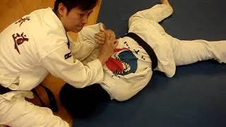 05 – Green Belt Hapkido
