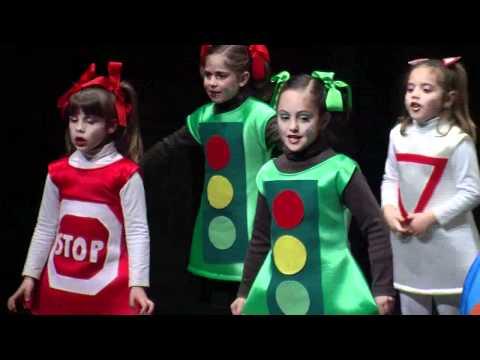 chirigota infantil 2012 las senales de trafico
