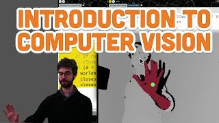 11.4: Introduction to Computer Vision - Processing Tutorial