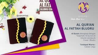 Al Quran Terjemahan Yasmina Rainbow Hardcover A6 Syamil Oleh Oleh Haji dan Umroh