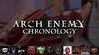 MouKhaos: Arch Enemy - Chronology With Guitar | 11 Albums (1996 - 2017)