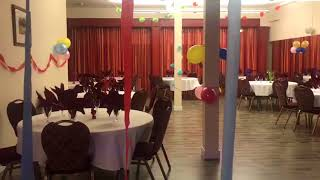Party time at The Mantra Indian Banquets & Party Arena