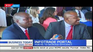 Infotrade portal to make trade transactions shorter