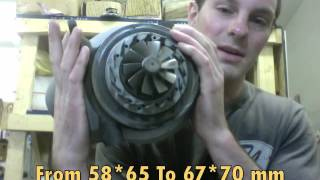 2008 + Dodge Ram Cummins 6.7 VGT Turbo Upgrade