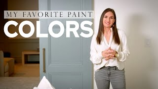 Designers Favorite Paint Colors! | Interior Design Secrets