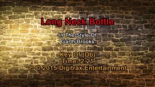 Garth Brooks - Long Neck Bottle (Backing Track)