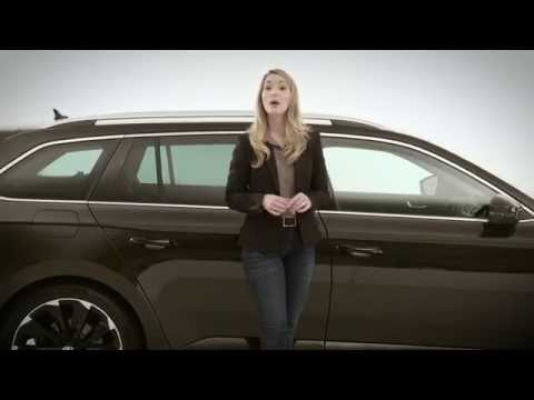 Promoted – Skoda Superb: An interior that's comfortable and practical