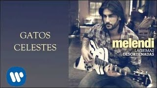 Melendi - Gatos Celestes (Audio)