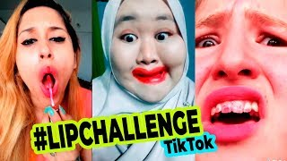 LIP CHALLENGE Funny Tik Tok Musically Compilation 2018