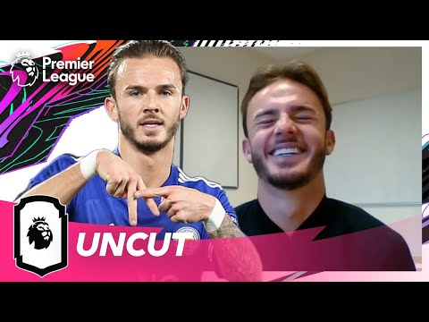 James Maddison on Ben Chilwell, David Beckham & his friendship with Jay-Z | AD