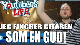 Jeg er BEST på gitar! - Youtubers life Music channel #3