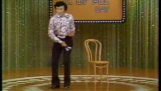 The Gong Show - The Spoonman