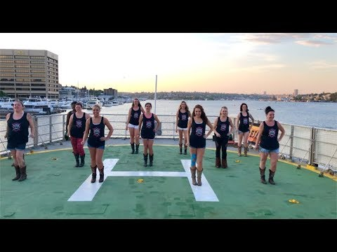 Kane Brown - Lose It Line Dance (Boot Boogie Babes)