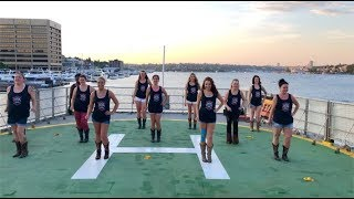 Kane Brown   Lose It Line Dance (Boot Boogie Babes)