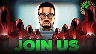 Game Theory: Is This Game Hiding A Cult? (Kanye Quest 3030)