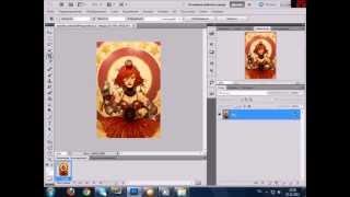 Создании статичного аватара в Photoshop CS5.1 [ Юки-сан :3 ]
