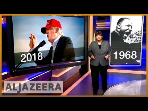 🇺🇸 US then and now: Reflecting on 50 years since MLK's assassination | Al Jazeera English
