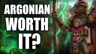Skyrim: Being an Argonian WORTH IT? - Elder Scrolls Lore