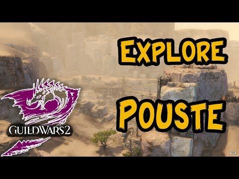 Guild Wars 2: Path of Fire [Explore pouště] | Větřík a Bukk | Twitch záznam