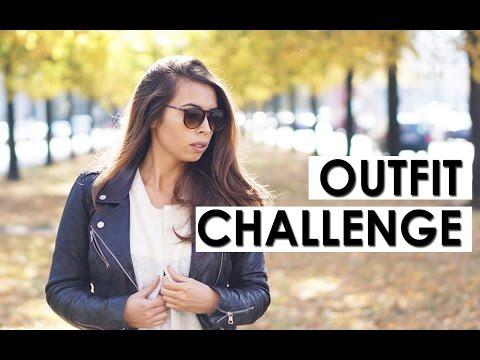 Lederjacke stylen | Outfit Challenge mit Nessiede | Eileena Ley