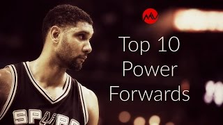 Top 10 NBA Power Forwards Of All Time
